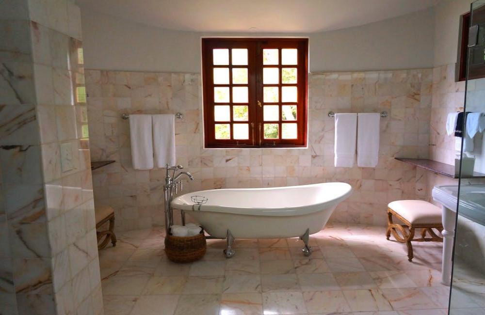 Badmatten voor een knusse badkamer